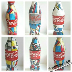 limited edtition coca-cola flesje