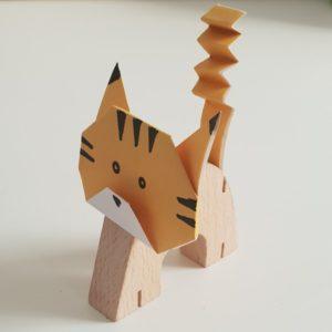 woodygami tijger