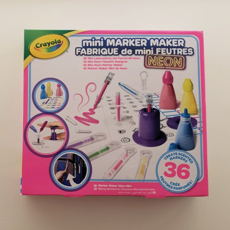 Mini marker maker van Crayola