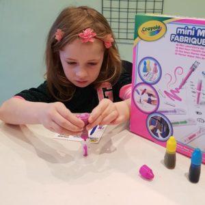 Tellen: crayola mini marker maker