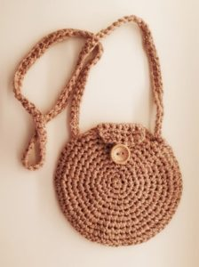 Easy handbag crochet