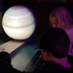 Planetarium expo