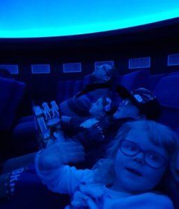 planetarium 360 graden show