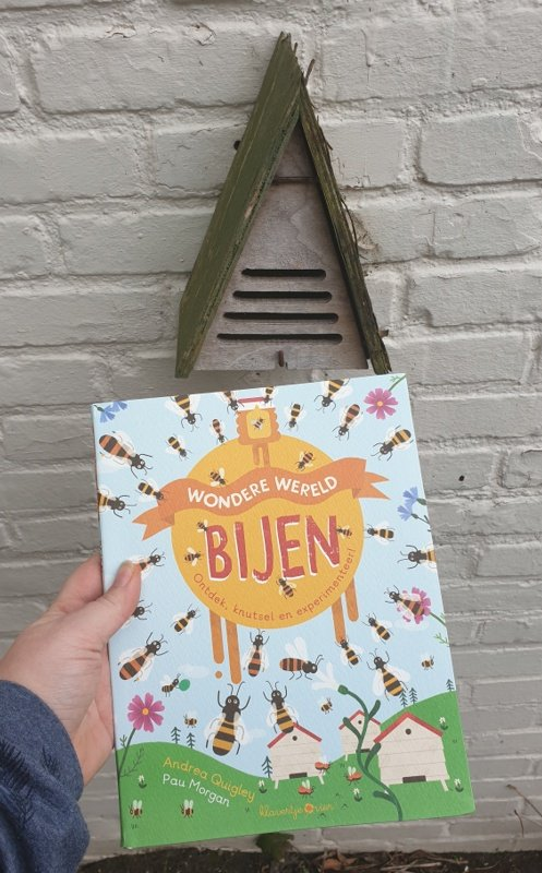 wondere wereld bijen