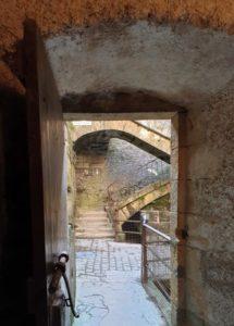 In het kasteel van Bouillon