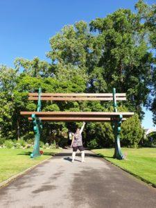 Jardin Des Plantes - grote bank