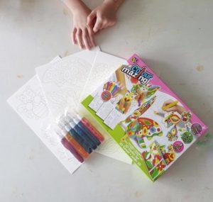Inhoud van colourmazing