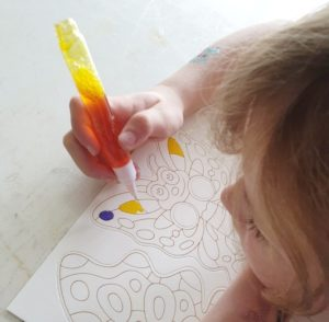 Inkleuren met Colourmazing