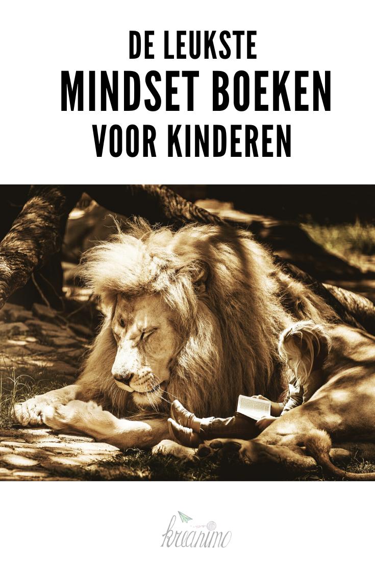 De leukste mindset boeken voor kinderen