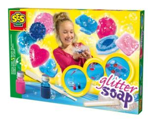 glitter zeep van SES